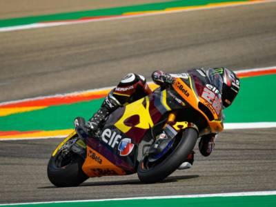 Moto2, risultato qualifiche GP Aragon: Lowes svetta sul giro veloce, terza fila per gli italiani