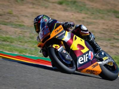 Moto2, pole position per Sam Lowes al GP dell'Emilia Romagna! Navarro 2°, più indietro Fernandez e Gardner