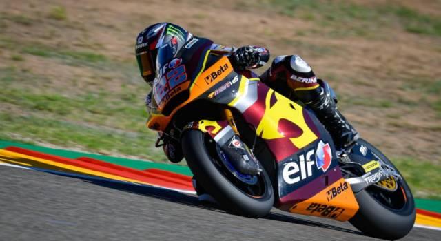 Moto2, GP Aragon: gli highlights delle qualifiche