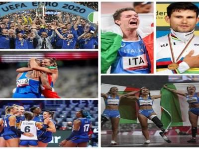 Italia campione di tutto. Un'estate di vittorie e un futuro sempre più azzurro