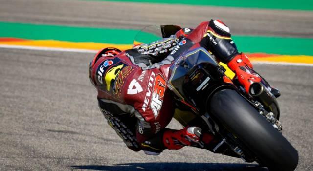Moto2, risultati warm-up GP San Marino 2021: Augusto Fernandez è il più veloce, Arbolino 6°, Bezzecchi 7°