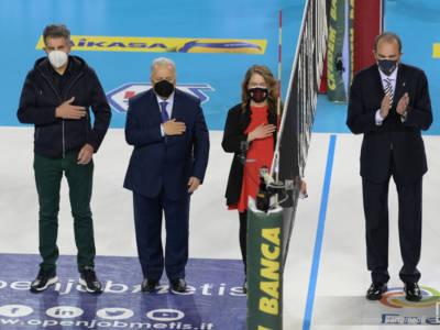 """Volley, Giuseppe Manfredi: """"Queste due medaglie rappresentano linfa per l'intero movimento"""""""
