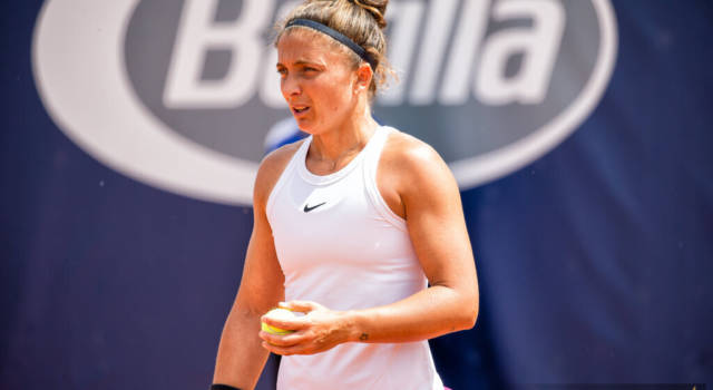 WTA Portorose 2021: Sara Errani esce subito di scena contro Anhelina Kalinina