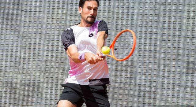 ATP Metz 2021: Gianluca Mager sconfitto in due set da Nikoloz Basilashvili
