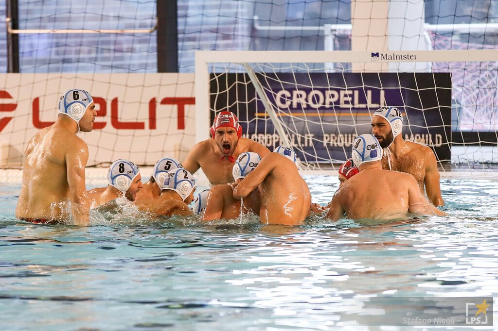 Pallanuoto, Champions League 2021 2022: Brescia FTC Budapest 8 8. Gran rimonta dei campioni d'Italia