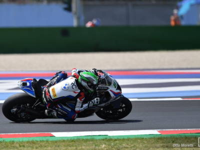 Superbike, Eugene Laverty torna in pista a Jerez: sostituisce l'infortunato Sykes in BMW
