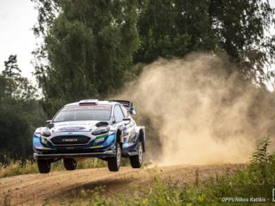 Rally, Teemu Suninen termina la propria avventura con M-Sport