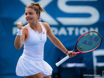 """WTA Portorose 2021, Jasmine Paolini: """"E' un momento stupendo, speciale giocare qui"""""""