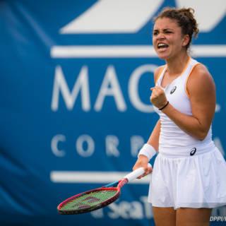 WTA Portorose 2021: Jasmine Paolini batte Sorana Cirstea, è la prima semifinale in carriera
