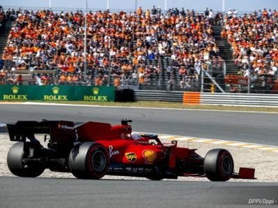 LIVE F1, GP Olanda 2021 in DIRETTA: Leclerc 9° e Sainz a muro nella FP3. Qualifiche alle 15.00, orario TV8