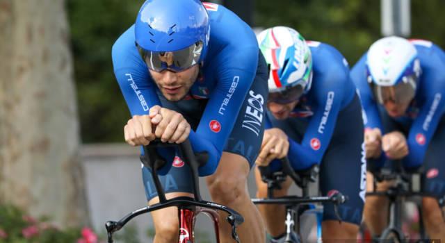 Ciclismo, i convocati dell'Italia per la cronometro dei Mondiali. C'è Filippo Ganna, azzurri con un posto in più