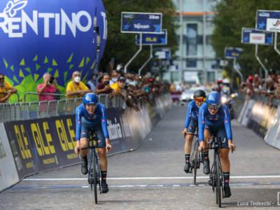 Ciclismo, le pagelle della prima giornata degli Europei 2021: azzurri dominanti nella Team Relay