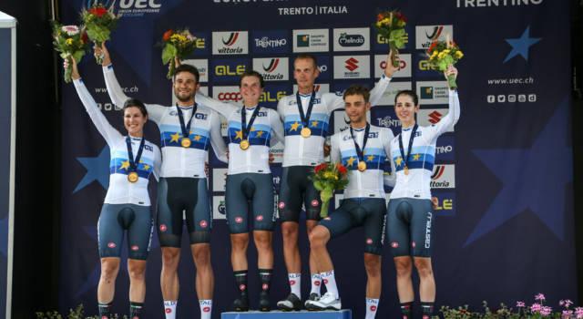 Ciclismo, startlist Mixed Relay Mondiali 2021: orari di partenza, pettorali, tv. Ganna e l'Italia sognano l'oro