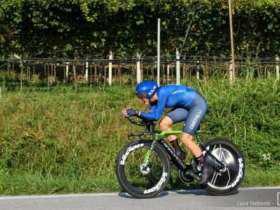 Ciclismo, Europei 2021: Vittoria Guazzini domina la cronometro U23 femminile. Bronzo per Elena Pirrone