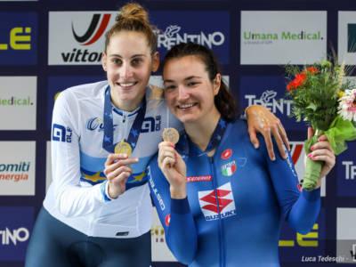 Ciclismo, Europei 2021: la startlist della prova in linea under 23 al femminile. Ci riprova Vittoria Guazzini