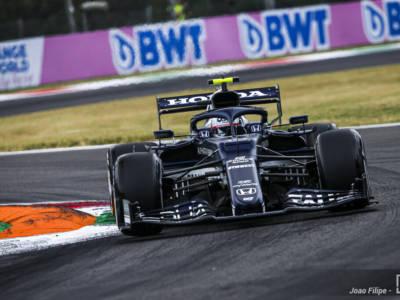 F1, nuova griglia di partenza a Monza: Gasly scatterà dalla pit lane. Come cambia lo schieramento