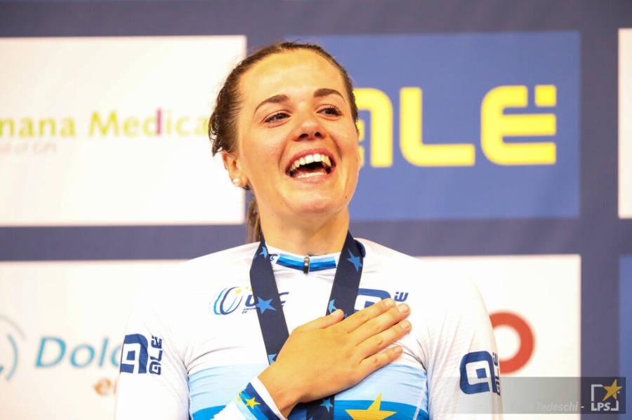 Ciclismo su pista, Mondiali 2021: Silvia Zanardi quinta nella corsa a punti