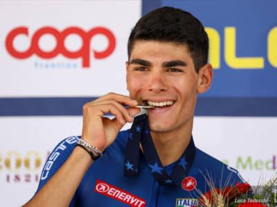 Ciclismo, Filippo Baroncini campione del mondo Under23! Stoccata devastante e vittoria in solitaria!
