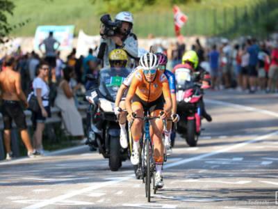 Europei ciclismo 2021: trionfo olandese con Ellen van Dijk tra le donne, sesta Marta Cavalli