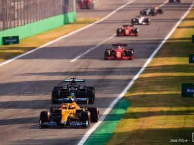 VIDEO F1, GP Italia 2021: gli highlights della Qualifying Race di Monza con la vittoria di Valtteri Bottas
