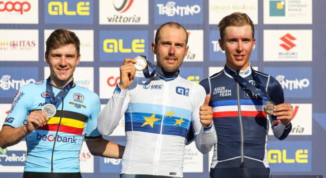 Ciclismo, Europei 2021: Sonny Colbrelli strepitoso, Italia eccezionale. Altra perla continentale per gli azzurri