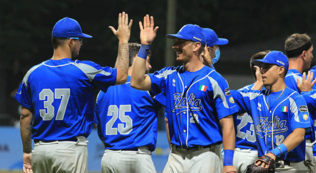Israele-Olanda, Finale Europei baseball 2021: orario, tv, programma, streaming