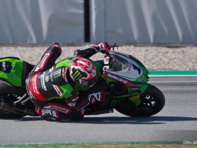 Superbike, risultato FP2 GP Spagna: Rea precede Rinaldi, settimo Razgatlıoğlu