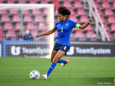 Calcio femminile, Qualificazioni Mondiali 2023: tutto facile per l'Italia, netto 5-0 alla Croazia