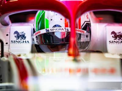 """F1, Antonio Giovinazzi: """"Non voglio pensare che queste siano le mie ultime gare in Formula 1"""""""