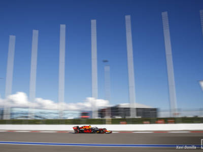 VIDEO F1, GP Russia: highlights prove libere. Mercedes in quota, Leclerc e Verstappen penalizzati