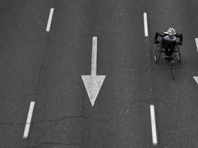 Ciclismo, è morto il campione di hand-bike Andrea Conti