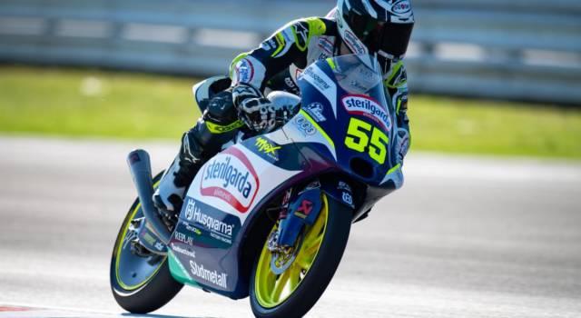 Moto3, risultato warm-up GP San Marino: Fenati guida il gruppo davanti a Foggia e Guevara