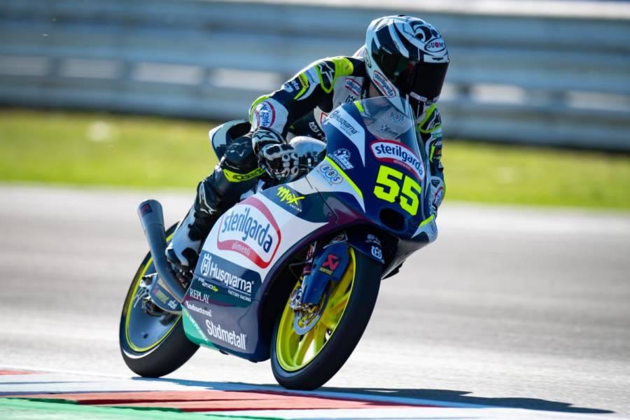 Moto3 risultato