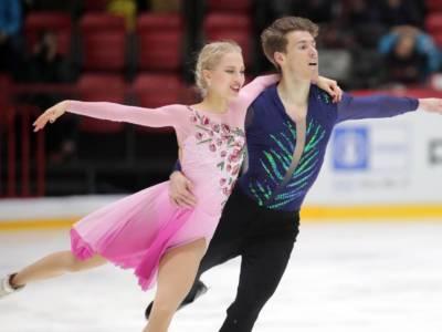 Pattinaggio di figura: Turkkila-Versluis trionfano nella danza al Nebelhorn Trophy 2021. Ottavi Portesi Peroni-Chrastecky
