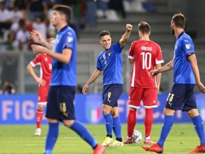 LIVE Italia-Lituania 5-0, Qualificazioni Mondiali in DIRETTA: gli azzurri scacciano i fantasmi post-Europeo