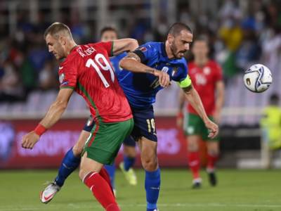 LIVE Italia-Bulgaria 1-1, Qualificazioni Mondiali in DIRETTA: gli azzurri attaccano ma non vanno oltre il pari