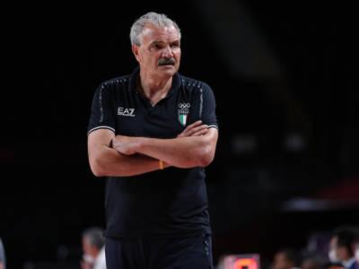 """Basket, Meo Sacchetti: """"La maglia azzurra è qualcosa di elevato, ti dà una corazza"""""""