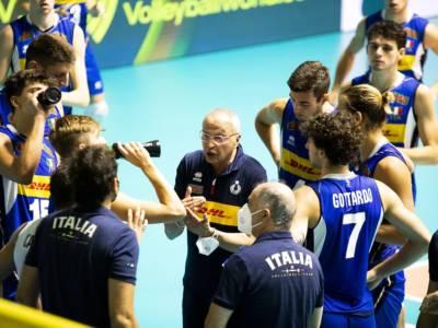 """Volley, Angelo Frigoni: """"Felici di essere in semifinale. Sbagliamo qualcosa in battuta"""". Italia show ai Mondiali U18"""