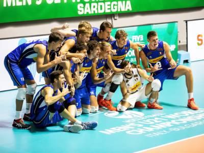 Volley, Italia in semifinale ai Mondiali Under 21! Rep. Ceca. tramortita: Stefani e Michieletto leader