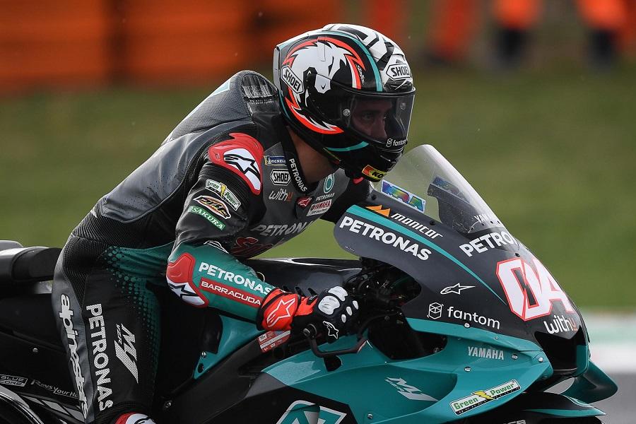 """MotoGP, Andrea Dovizioso: """"Il mio feeling con la moto sta migliorando"""""""