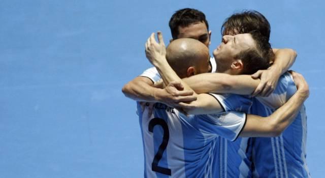 Calcio a 5, Mondiali Lituania 2021: Argentina e Spagna fanno la voce grossa all'esordio