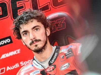 """MotoGP, Francesco Bagnaia: """"Gran lavoro per il prossimo anno. Due vittorie di fila: è incredibile"""""""