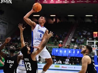 Basket: Treviso, debutto vincente nei preliminari di Champions League 2021-2022. London Lions nettamente sconfitti