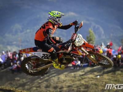 LIVE Motocross, GP Afyon MXGP in DIRETTA: due podi per Tony Cairoli, la classifica del Mondiale