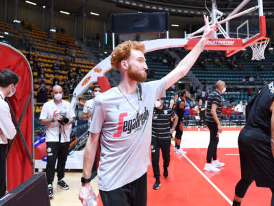 Basket, Nico Mannion torna a giocare dopo l'infezione intestinale