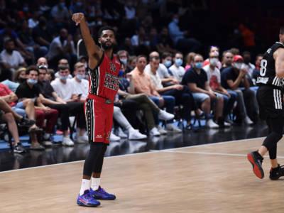 Basket: Troy Daniels si ferma per tre settimane, subito problemi di infortuni in casa Olimpia Milano