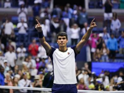 US Open, Carlos Alcaraz ed il confronto con Jannik Sinner e Lorenzo Musetti: più completezza e solidità mentale
