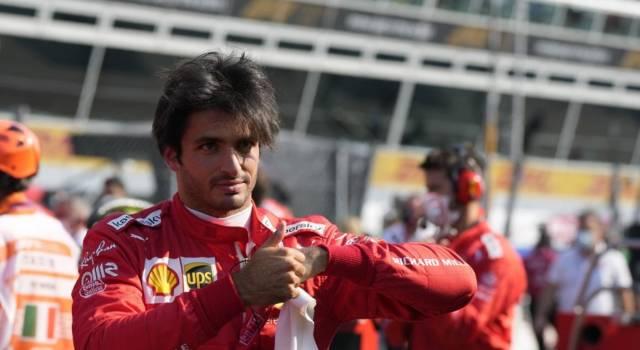 """F1, Carlos Sainz: """"Ho sofferto nel primo stint, non avevamo la velocità per il podio"""""""