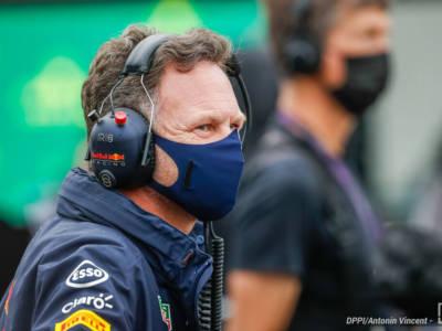 """F1, Christian Horner: """"Il cambio del motore di Max? Scelta giusta. Il duello con Lewis è da storia della F1"""""""