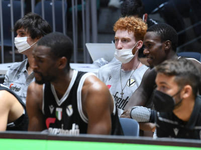 Basket, Virtus Bologna: Nico Mannion è pronto al ritorno in campo